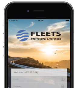 Mobile App || Driver App || Fleets International Enterprises